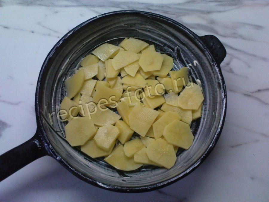 мусака картофельная рецепт