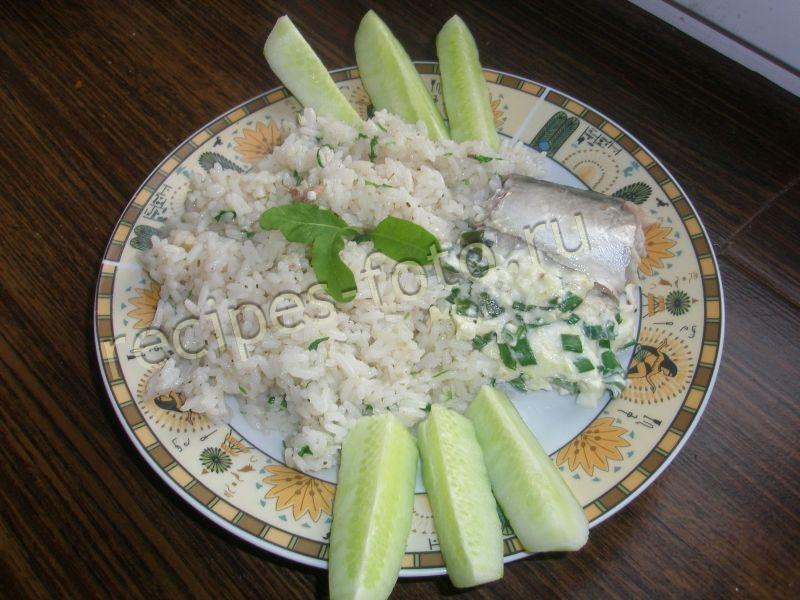 Рецепт запеченной скумбрии с плавленным сыром
