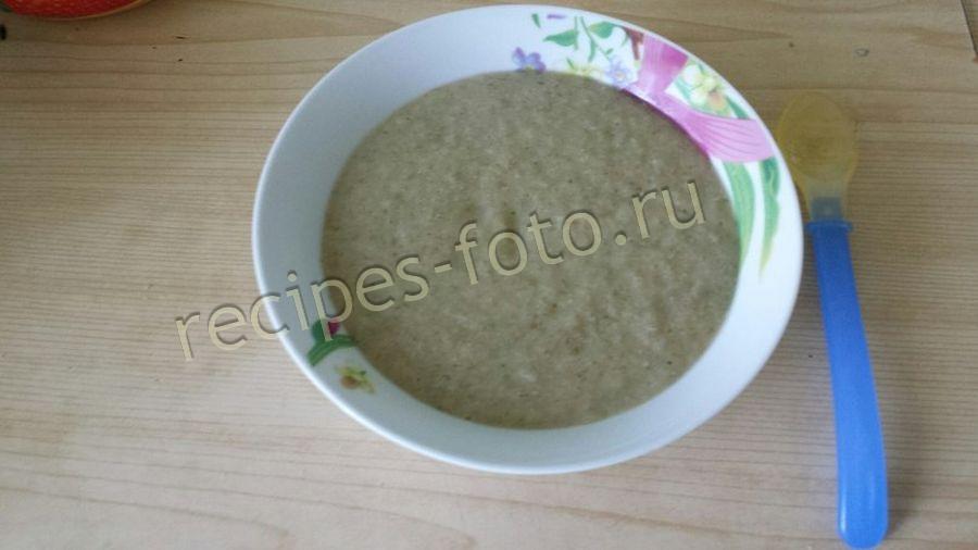 Рецепты супов для детей до 1 года и рецептами