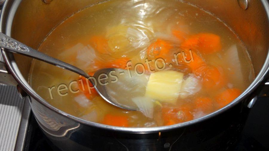 как приготовить суп с говядиной 8 месячному ребенку