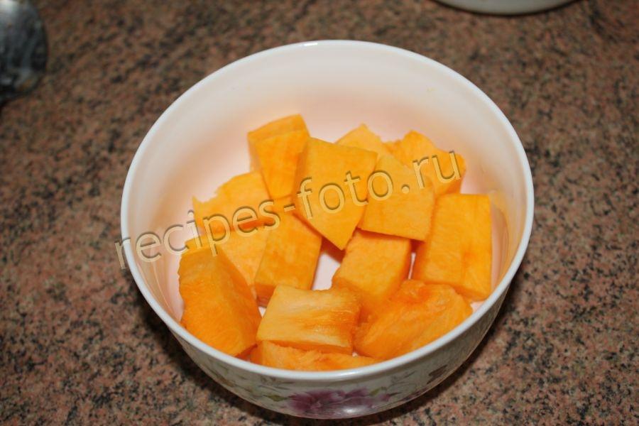 суп пюре из тыквы рецепт для детей до года