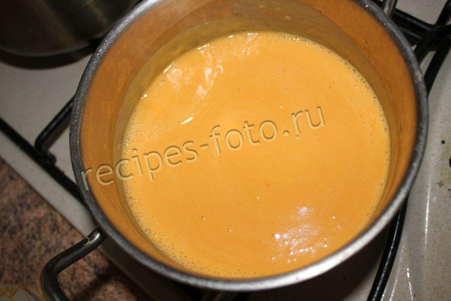 Тыквенный суп-пюре для ребенка 1 год рецепты простые