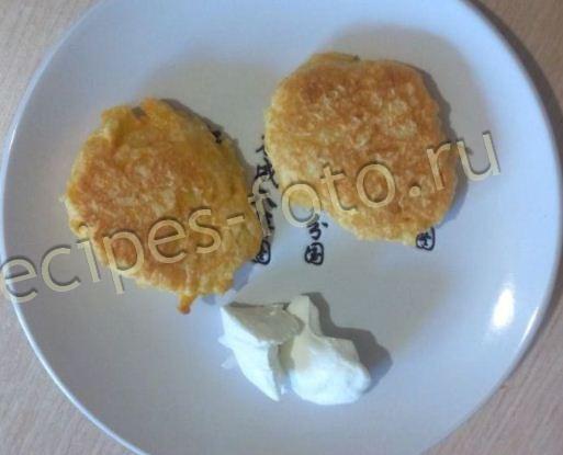 сырники из творога для детей от 1 года на сковороде