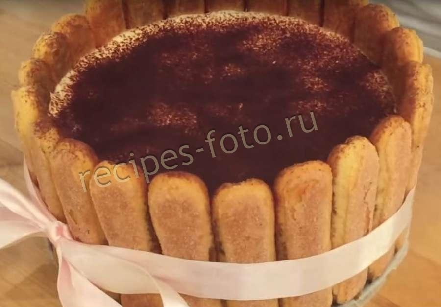 Торт Небесный тирамису