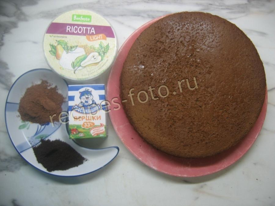 Рецепт торта тирамису с маскарпоне в домашних условиях 363
