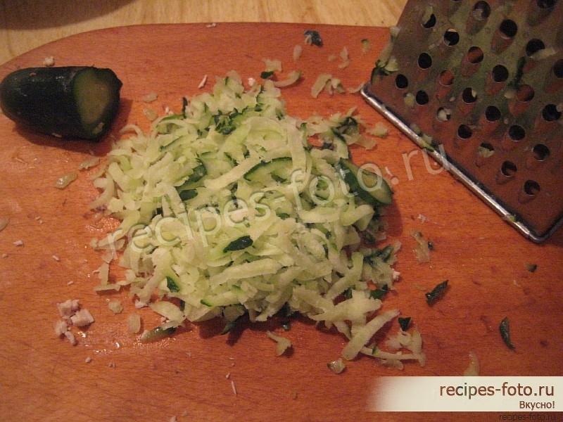 Салат с хреном фото