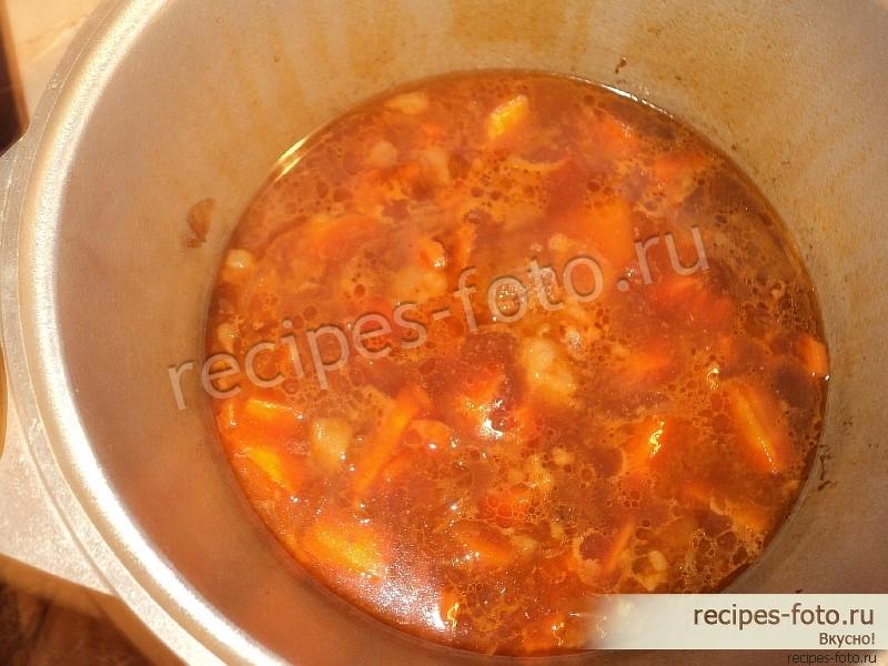 Рецепт лагмана с фото пошагово в домашних условиях 225