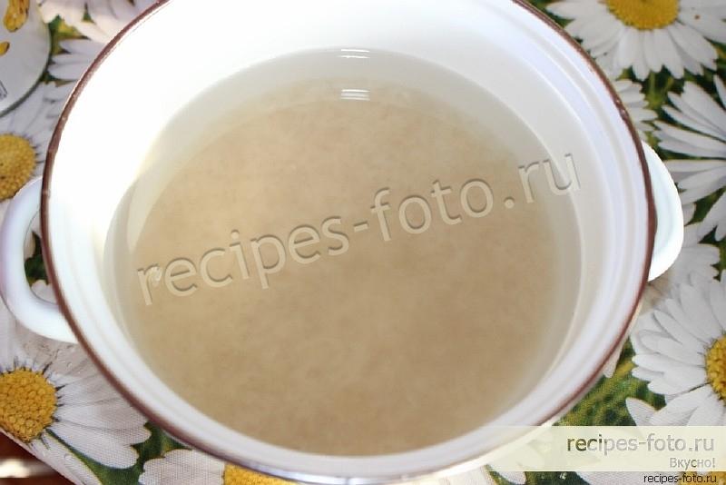 Рецепт риса пошаговый с