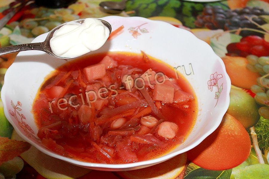 классический рецепт супа без мяса