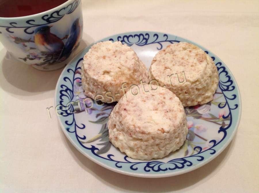 диетические рецепты из творога в духовке с фото