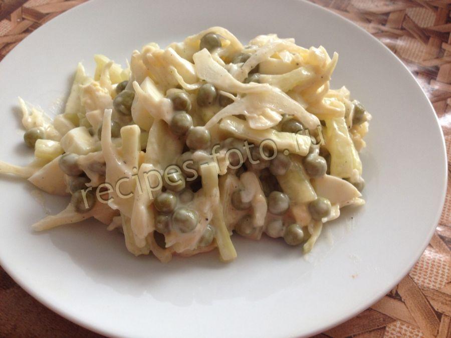 Капуста морская салат диетический