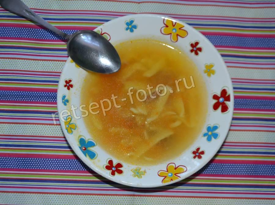 Супы для 10 месячного ребенка рецепты