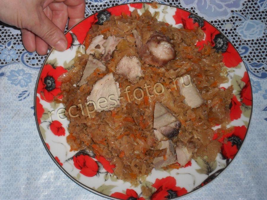 Кабачки с помидорами и чесноком на сковороде тушеная