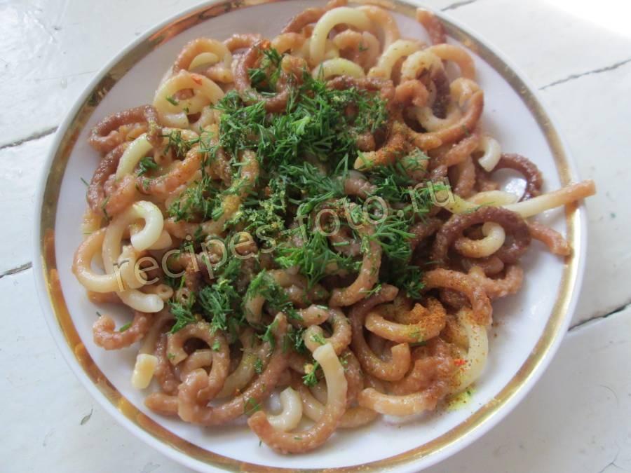 192Спагетти болоньезе с беконом рецепт