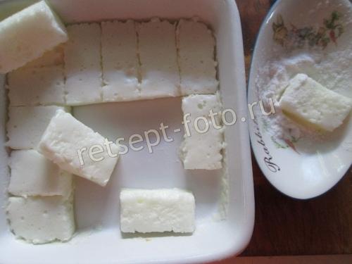 Белковое суфле с желатином
