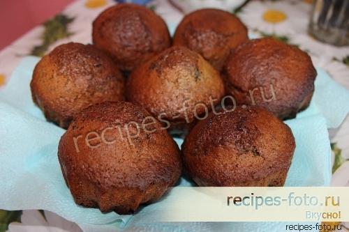Рецепт медовых кексов в силиконовых формочках пошагово 8