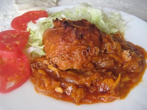 подлив для котлет без томатной пасты рецепт