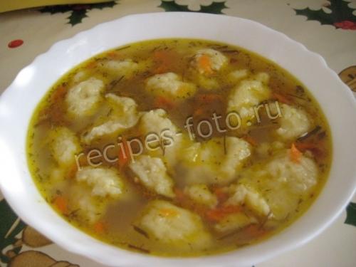 суп с макаронами без картошки рецепт с фото