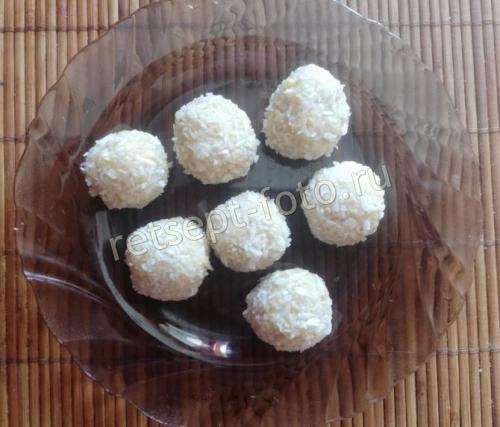 ПП конфеты из кешью
