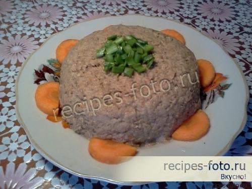 Паштет из свинины в домашних условиях рецепт 36