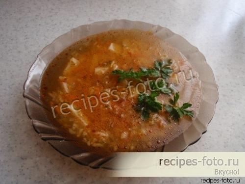 рецепт горохового супа в мультиварке-скороварке поларис