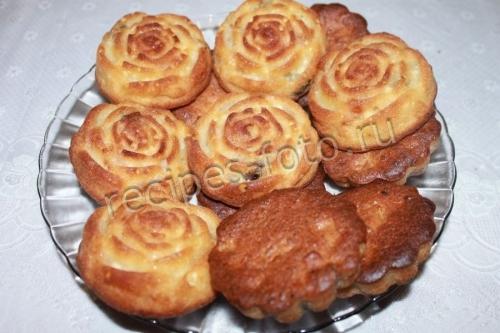Кексы с изюмом рецепты в силиконовых формочках пошагово