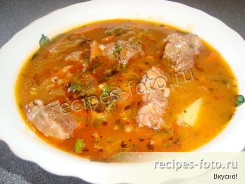 гороховый суп без картошки рецепт с фото пошагово