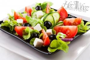 Греческий классический салат