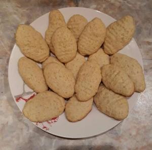 Детское печенье для детей от 1 года