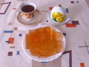 Яблочное желе без желатина