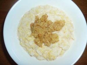 Молочная каша с пшеном и рисом для детей от 1 года