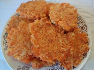 Морковные котлеты с манкой для детей от 1 года