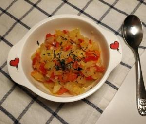 Овощное рагу с кабачком для ребенка 1 год