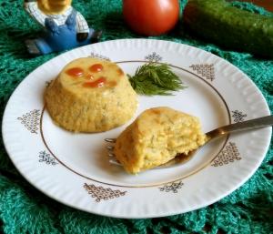 Овощное суфле для детей от 8 месяцев