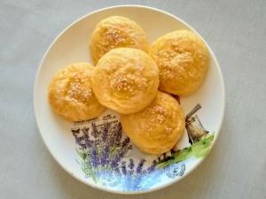 ПП творожно-сырные булочки