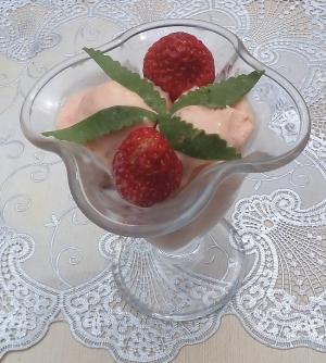 Рецепт домашнего мороженого из молока и сливок