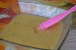 Рыбный суп из семги для детей от 10 месяцев