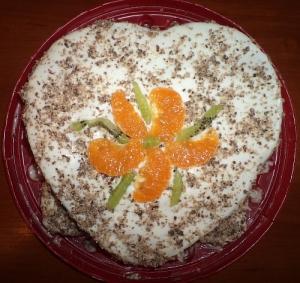 "Торт ""Медовик"" жидкий"