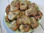 Баклажаны с сыром в кляре