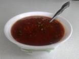 Быстрая аджика из помидоров и чеснока