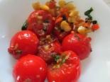Быстрые малосольные помидоры в пакете