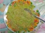 Детский салат с огурцом и фейхоа от 1 года
