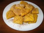 Детское морковное печенье для детей от 1 года