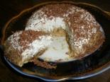 Диетический десерт из творога с финиками