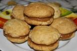 Домашнее печенье медовое с начинкой рецепт с фото