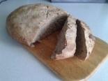 Домашний хлеб ржано-пшеничный в духовке