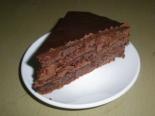 """Домашний торт """"Прага"""" со сгущенкой и кофе"""
