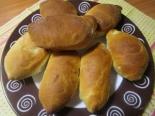 Дрожжевые пирожки в духовке с паштетом. Рецепт дрожжевого теста