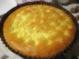 Французский сахарный пирог Tarte au sucre