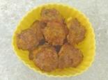 Фрикадельки из индейки детям до 1 года
